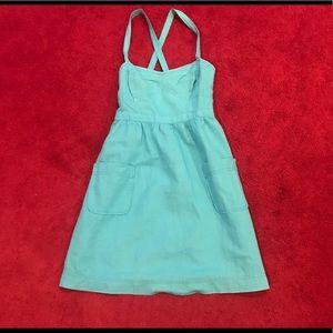 Aerie Linen Dress